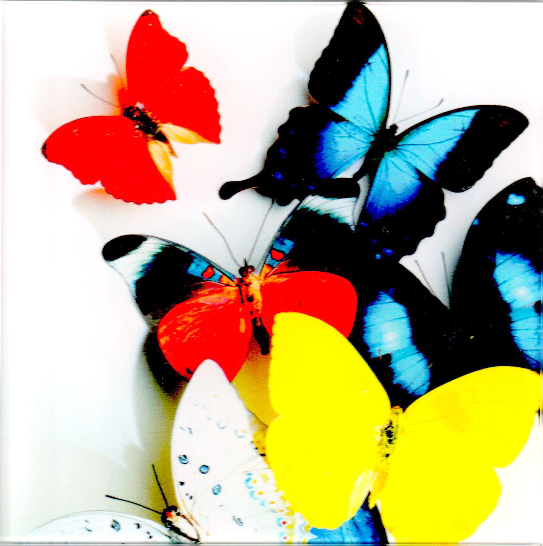 Цветная печать на стекле